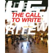 The Call to Write by Trimbur, John, 9781133311140
