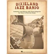 Dixieland Jazz Banjo by Johnson, Chad (ADP); Hal Leonard Publishing Corporation, 9781480361140