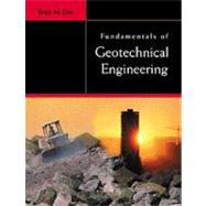 Fundamentals of Geotechnical Engineering by Das, Braja M., 9780534371142