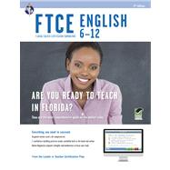 FTCE English 6-12 by Mendoza, Alicia, 9780738611143