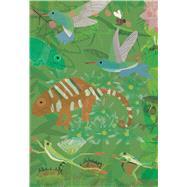 Jungle Scene Journal by Thunder Bay Press, 9781684121144