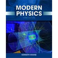 Modern Physics, 3rd Edition by Krane, Kenneth S., 9781118061145