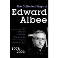 The Collected Plays of Edward Albee 1979-2003 by Albee, Edward, 9781590201145