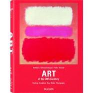 Art of the 20th Century by Ruhrberg, Karl; Schneckenburger, Manfred; Fricke, Christiane; Honnef, K, 9783836541145