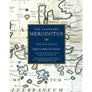 The Landmark Herodotus by Strassler, Robert B., 9781400031146