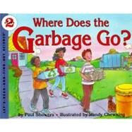 Where Does the Garbage Go? by Showers, Paul, 9780064451147