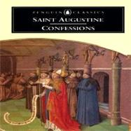 Confessions by Saint Augustine of Hippo, 9780140441147