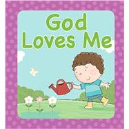 God Loves Me by David, Juliet; Byrne, Mike, 9781781281147
