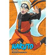 Naruto (3-in-1 Edition), Vol. 19 Includes Vols. 55, 56 & 57 by Kishimoto, Masashi, 9781421591148