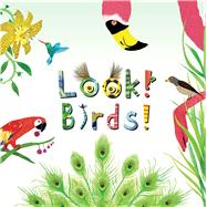 Look! Birds! by Calmenson, Stephanie; Pinillos, Puy, 9781499801149