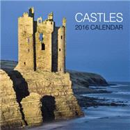 Castles 2016 Calendar by Peony Press, 9780754831150