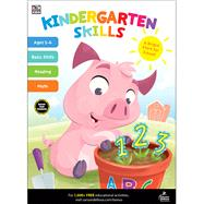 Kindergarten Skills by Thinking Kids; Carson-Dellosa Publishing Company, Inc., 9781483841151