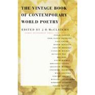 The Vintage Book of Contemporary World Poetry at Biggerbooks.com