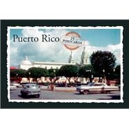 Puerto Rico Postcards by Hernandez, Oscar, 9781626861152