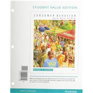 Consumer Behavior Buying, Having, and Being, Student Value Edition by Solomon, Michael G., 9780133451153