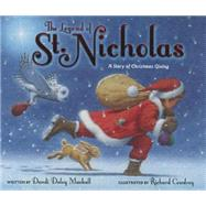 The Legend of St. Nicholas by Mackall, Dandi Daley; Cowdrey, Richard, 9780310731153