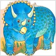 Triceratops by Adams, Pam, 9780859531153