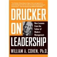 Drucker on Leadership by Cohen, William A., 9781118431153