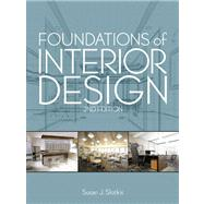 Foundations of Interior Design by Slotkis, Susan J., 9781609011154