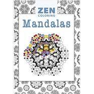 Zen Coloring - Mandalas by Gmc, 9781784941154