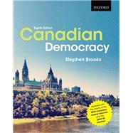 Canadian Democracy by Brooks, Stephen, 9780199011155