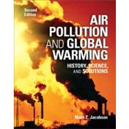 Air Pollution and Global Warming by Jacobson, Mark Z., 9781107691155