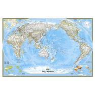World Classic, Pacific Centered by National Geographic Maps, 9781597751155
