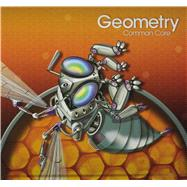 HIGH SCHOOL MATH 2015 COMMON CORE GEOMETRY STUDENT EDITION GRADE 9/10 by Prentice Hall, 9780133281156