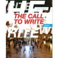 The Call to Write, Brief by Trimbur, John, 9781133311157