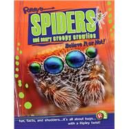 Spiders & Scary Creepy Crawlies by Ripley's Believe It or Not, 9781609911157
