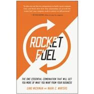 Rocket Fuel by Wickman, Gino; Winters, Mark C., 9781941631157