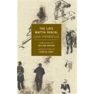 The Late Mattia Pascal 9781590171158U