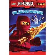 LEGO Ninjago Reader #3: The Golden Weapons by West, Tracey, 9780545401159