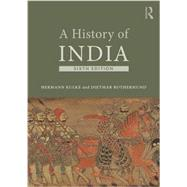 A History of India by Kulke; Hermann, 9781138961159