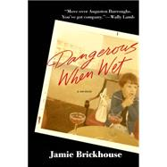 Dangerous When Wet A Memoir of Booze, Sex, and My Mother by Brickhouse, Jamie, 9781250041159