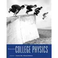 Essential College Physics, Volume 1 by Rex, Andrew; Wolfson, Richard, 9780321611161