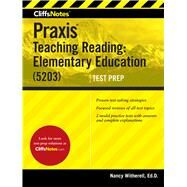 Cliffsnotes Praxis Teaching Reading by Witherell, Nancy L., 9780544911161
