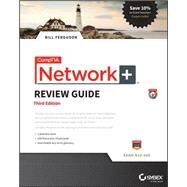 Comptia Network+ Review Guide: Exam N10-006 by Ferguson, Bill, 9781119021162