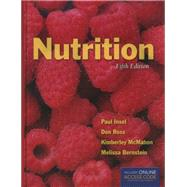 Nutrition (Book with Access Code) by Insel, Paul; Ross, Don; McMahon, Kimberley; Bernstein, Melissa, 9781284021165