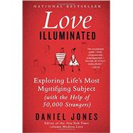 Love Illuminated: Exploring Life's Most Mystifying Subject (With the Help of 50,000 Strangers) by Jones, Daniel, 9780062211170