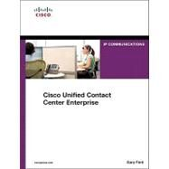 Cisco Unified Contact Center Enterprise (UCCE) by Ford, Gary, 9781587141171