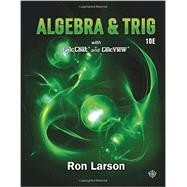 Algebra & Trigonometry by Larson, 9781337271172