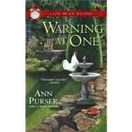 Warning at One by Purser, Ann, 9780425231173
