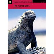 Galapagos, The, Level 1, Penguin Active Readers by Pearson Education, 9781408231173