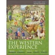 The Western Experience, Volume 1 by Chambers, Mortimer; Hanawalt, Barbara; Rabb, Theodore; Woloch, Isser; Tiersten, Lisa, 9780077291174