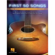 First 50 Songs You Should Fingerpick on Guitar by Hal Leonard Publishing Corporation, 9781495031175