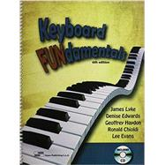 Keyboard Fundamentals by Lyke, James; Edwards, Denise; Haydon, Geoffrey, 9781609041175