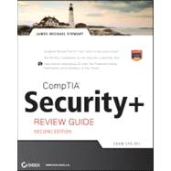 CompTIA Security+ Review Guide, Includes CD Exam SY0-301 by Stewart, James M., 9781118061176