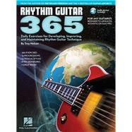 Rhythm Guitar 365 by Nelson, Troy, 9781476821177