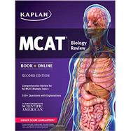 Kaplan MCAT Biology Review by Macnow, Alexander Stone, M.D., 9781625231178